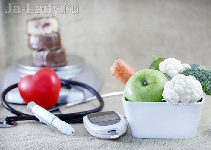 диета для лечения сахарного диабета