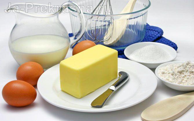 Рецепт ажурных блинчиков на молоке